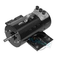 Электродвигатели постоянного тока ДП-0,18 и ДП-0,25