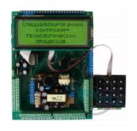Фото Контроллер управления термопластавтоматом