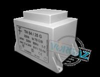 Фото Малогабаритный трансформатор для печатных плат ТН 54/25 G