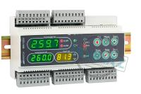 Двухконтурный микропроцессорный регулятор МИК-122Н