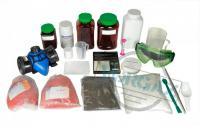 Набор для определения пористости металлических и неметаллических неорганических покрытий