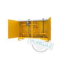 Пункты учета расхода газа шкафного типа