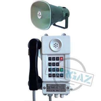 Телефонный аппарат ТАШ1-15 - фото