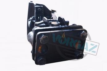 Автосцепка СА-3 мотовозная (паровозного типа) фото3