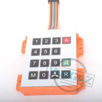 ТАШ-КЛ блок клавиатуры фото 3