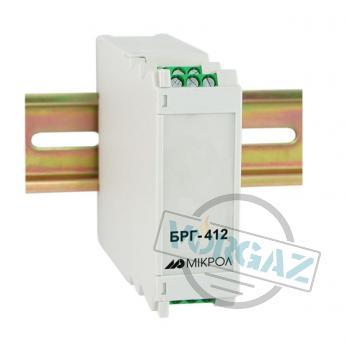 Блок гальванической развязки БРГ-412