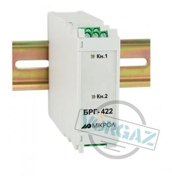 Блок гальванической развязки БРГ-422