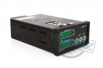 Двухканальный микропроцессорный индикатор ИТМ-112 фото2