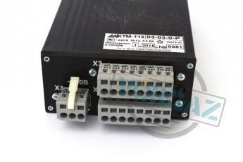 Двухканальный микропроцессорный индикатор ИТМ-112 фото3