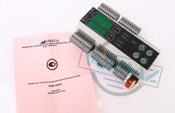 Индикатор технологический микропроцессорный ИТМ-120НУ фото4