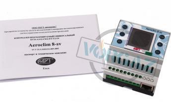 Контроллер вентиляции Aeroclim 8-sv фото4