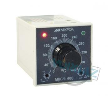Двухпозиционный температурный регулятор МИК-1-400
