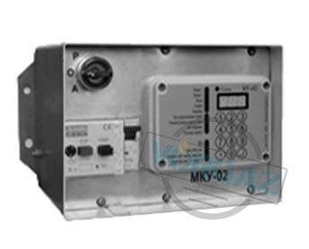 Модуль контроля и управления МКУ-02