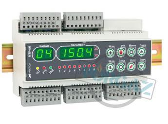 Восьмиканальный регулятор МТР-8Н