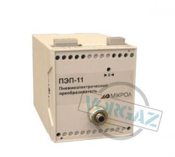 Пневмоэлектрический преобразователь ПЕП-11