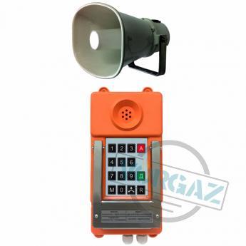 Переговорное устройство ТАШ-31ПА - фото