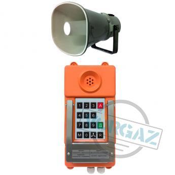 Переговорное устройство ТАШ-32ПА - фото