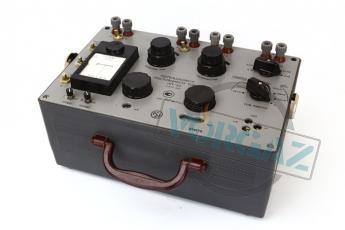 Потенциометр постоянного тока ПП-63 фото2