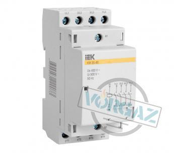 Прибор управления (контактор) КМ 20-40