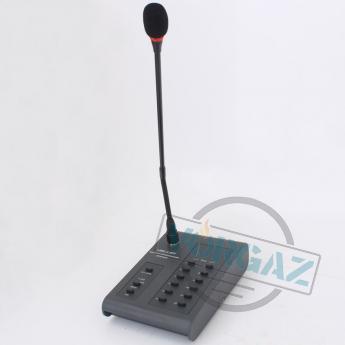 Пульт микрофонный ПМН-12 - фото 1