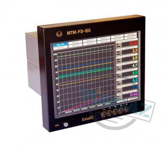 Регистратор электронный (самописец) МТМ РЭ160-МК10