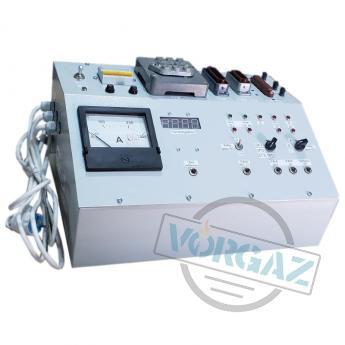 Стенд для входного контроля блоков типа УМЗ, ПМЗ, БТЗ-3-1, БКЗ-3МК - фото 1