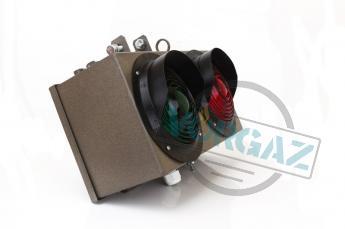 Светофор шахтный ШС-1 фото2