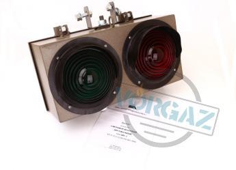 Светофор шахтный ШС-1 фото1