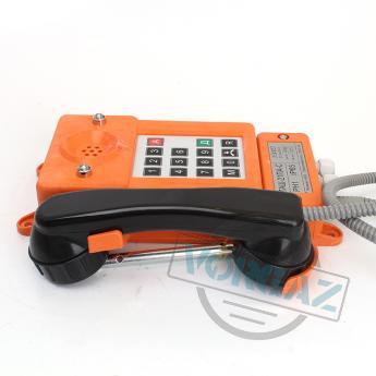 Телефон ТАШ-21ПА-С - вид сбоку