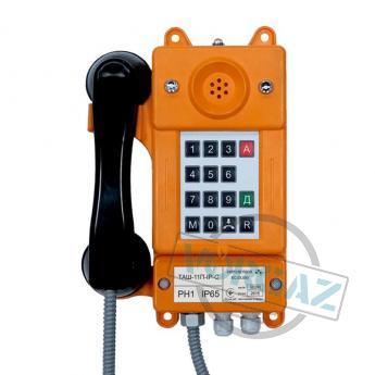 Фото телефонного аппарата ТАШ-11П-IP