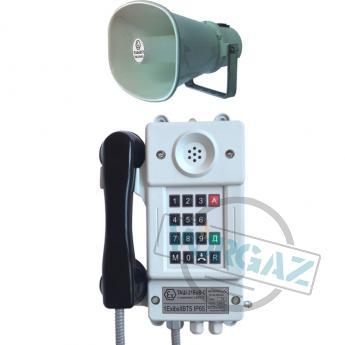 Телефонный аппарат ТАШ-21ЕхВ-С - фото