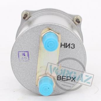 Указатель жидкого кислорода УЖК-6 - обратная сторона