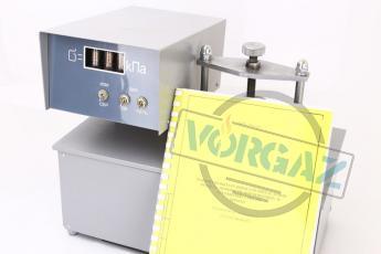 Устройство определения предела прочности смесей 04116 А фото3