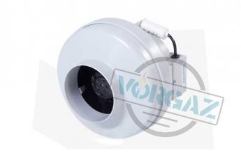 Вентилятор канальный пластиковый